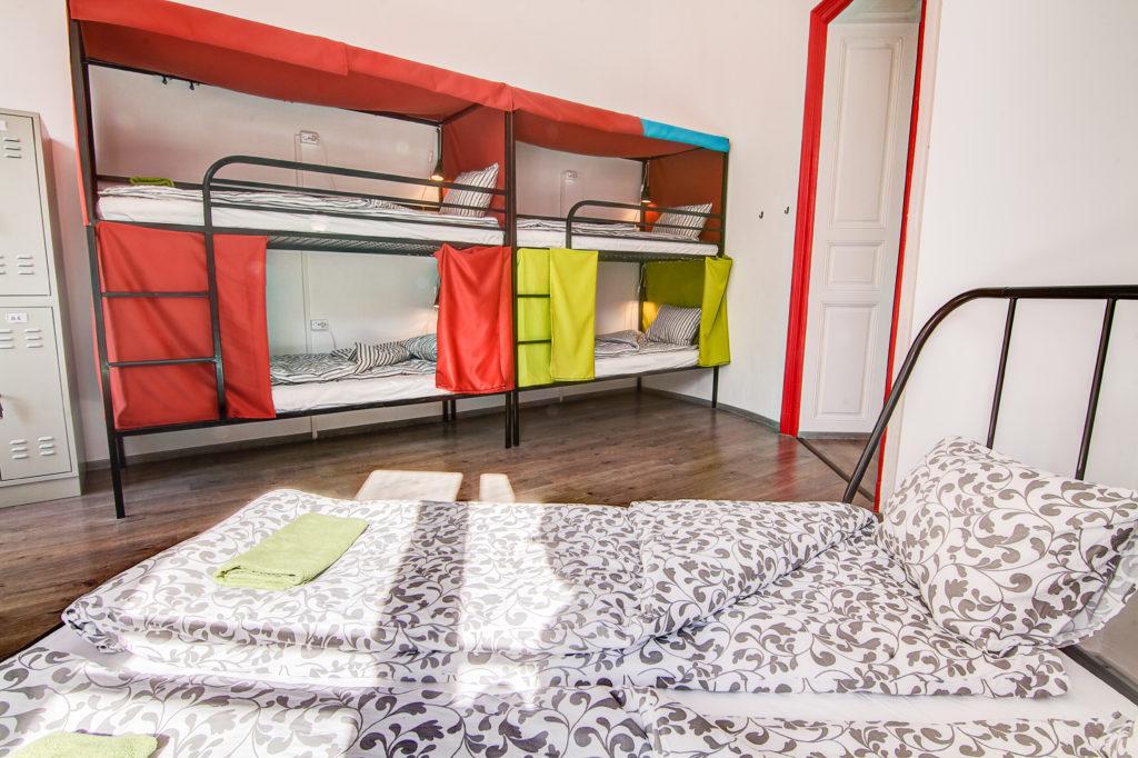 Family room at Pal's Mini Hostel